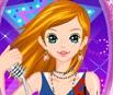 Maquiagem Pop Star