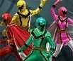 Power Rangers Força Mística