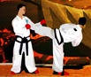 Taekwon-Do Competition