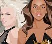 Lady Gaga e Beyonce