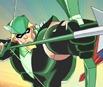 Justice League Training Academy Green Arrow