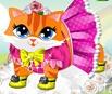 Cute Kitty Dress Up