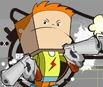 Square-Head Warrior