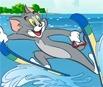 Tom e Jerry Super Ski Stunts
