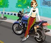 Vestir Mulher Motociclista