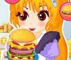 Hamburger Making Competition