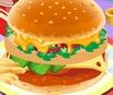 Deluxe Hamburgers