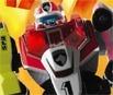 Power Rangers SPD Megazord