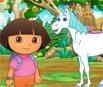 Dora and Unicorn King