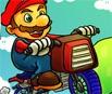 Mario and Luigi Bike