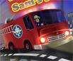 Fireman Sam's Fire Truck
