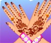 Mehanti Hand Decoration