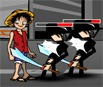 One Piece - Luffy Vs CPG
