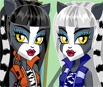 Monster High: Werecat Sisters