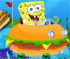 Bob Esponja Burger Ride