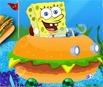 Bob Esponja Burger Ride