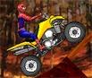 Homem Aranha Motocross