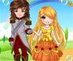 Vestir Princesa Romântica
