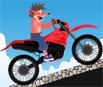 Crash Bandicoot Bike