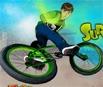 Manobras de Bicicletas com Ben 10
