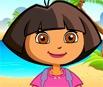 Maquiagem da Dora