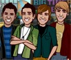 Big Time Rush: Stage Rush