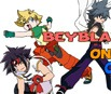 Beyblade: Pintar e Colorir Personagens