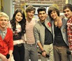 One Direction e iCarly
