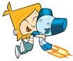 Robotboy Tommy Takeaway