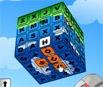Montar Cubo Mágico 3D Com Palavras