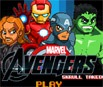 Avengers Skrull Takedown