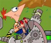 Phineas e Ferb: Ataque dos Rôbos