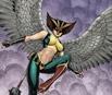Liga da Justiça: Mulher Gavião