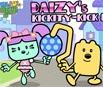 Embaixadinhas com Wubbzy e Daizy