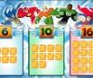 Super Amigos: Jogo da Memória