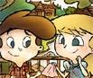 Kid Vs Kat: Coop e Fiona