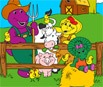 Barney e Seus Amigos: Jogo de Contagem