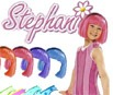 Lazy Town:  Stephanie