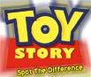 Toy Story: Encontre as Diferenças