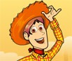 Toy Story: Vestir Woody