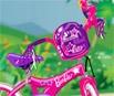 Barbie Corrida de Bicicleta