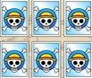 One Piece: Jogo de Memória