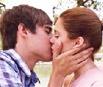 Beijo da Violetta e Leon