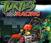 Corrida de Moto das Tartarugas Ninjas