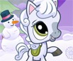 Littlest Pet Shop: Snowy Pony