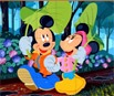 Mickey e Minnie: Quebra-Cabeça
