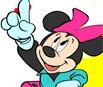 Minnie: Desenhos para Colorir