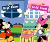 Decorar Quartos do Mickey e Minnie