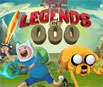 Adventure Time: The Legends of Ooo