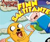 Adventure Time: Finn Prancing
